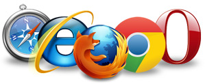cross browser compatible website design