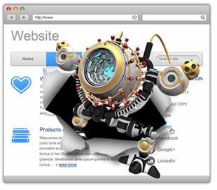 Malware Attack on Website | Florida Web Media